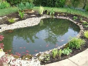 Gartenteich Ideen Bilder : 45 tolle ideen wie sie einen gartenteich anlegen k nnten ~ Lizthompson.info Haus und Dekorationen