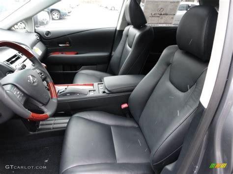 lexus rx interior 2012 black interior 2012 lexus rx 450h awd hybrid photo