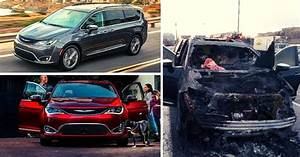 Why The Chrysler Pacifica Could Catch On Fire
