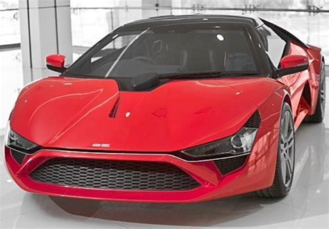 Dc Designs To Manufacture Dc Avanti And Other Luxury Cars