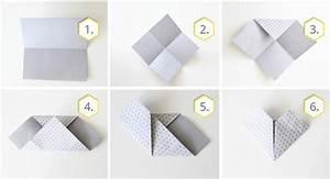 Herz Falten Origami : origami herz falten einfache schritt f r schritt anleitung otto ~ Eleganceandgraceweddings.com Haus und Dekorationen