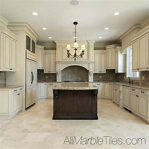 Why Pick Antique White Kitchen Cabinets BlogBeen