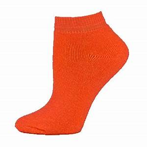 Fluorescent Neon Adult Low Cut Ankle Socks