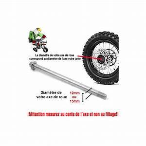 Jeu De Roue Arriere : axe de roue et jeu d 39 entretoise 12mm pour roue arriere dirt bike pit bike 35mm et 25mm ~ Gottalentnigeria.com Avis de Voitures