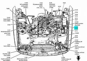 2003 Ford Ranger 3 0 Engine Diagram