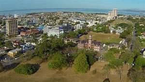 Queen's Park Savannah Flyover...Magnificent Seven ...
