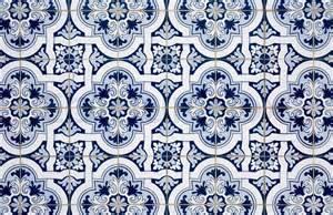 how to get floor plans blue pattern detail of portuguese glazed ceramic tiles