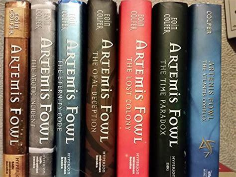 Ebook Artemis Fowl The Arctic Incident Book 2