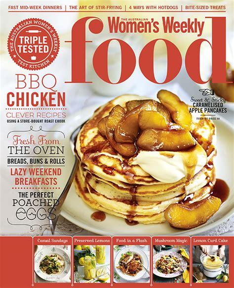 cuisiner magazine the australian s weekly food bauer media