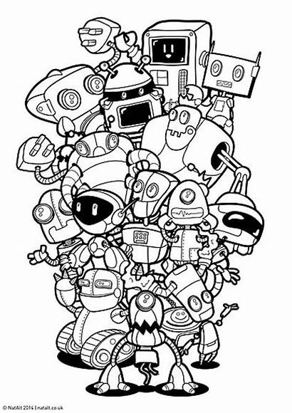 Doodle Graffiti Drawings Drawing Doodles Monster Coloring