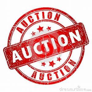 Auction cliparts