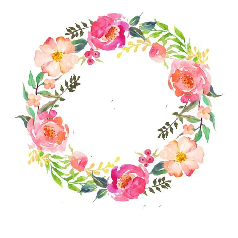 modelo circular flores Fondos florales Circulo de