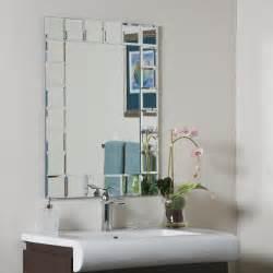 designer bathroom mirrors decor montreal modern bathroom mirror beyond stores