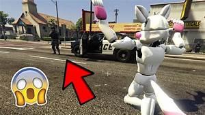 PODR FUNTIME FOXY ESCAPAR DE LA POLICA GTA 5 Mods