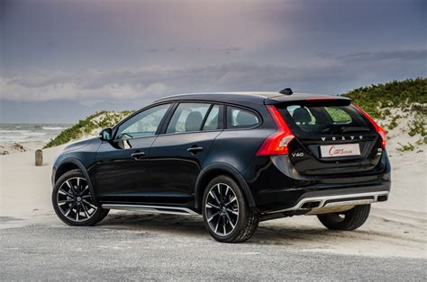 Volvo Drive by We Drive The Volvo V60 Cross Country T5 A Raised Up All