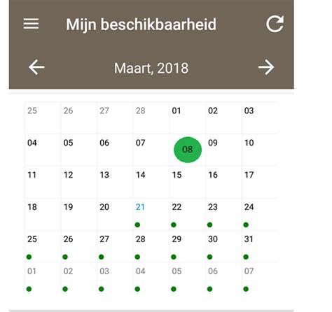 create custom render sfchedule calendar