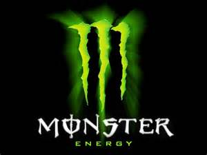Fotos - Monster Energy Drink Logo Decoded