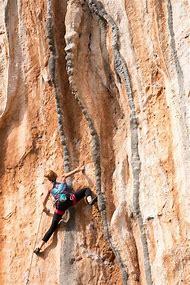 Greece Rock Climbing