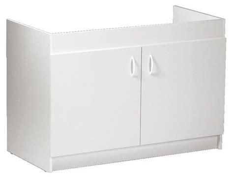 meuble sous 201 vier 2 portes larg 120 cm brico d 233 p 244 t