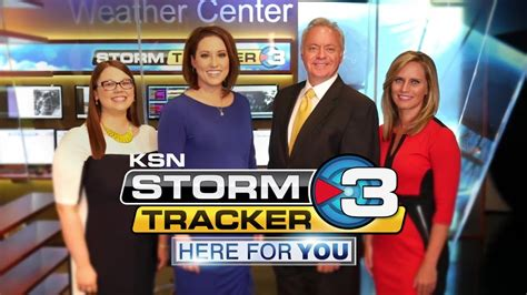 The Ksn Storm Tracker 3 Team