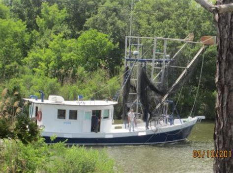 Boats For Sale In Louisiana By Owner by Shrimp Boat For Sale 1997 Html Autos Weblog