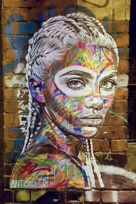 London Street Art by Ant Carver | Street art graffiti ...