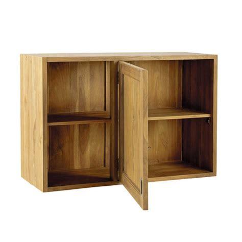canapes modulables meuble haut d 39 angle de cuisine ouverture gauche en teck