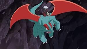 J's Salamence - Bulbapedia, the community-driven Pokémon ...
