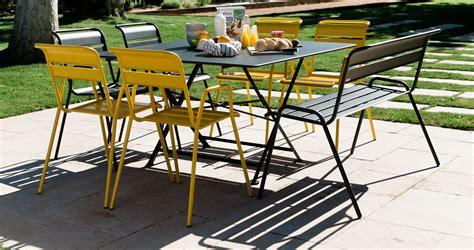 Tables De Jardin Fermob Table Cargo Table De Jardin Table Jardin 8 Personnes