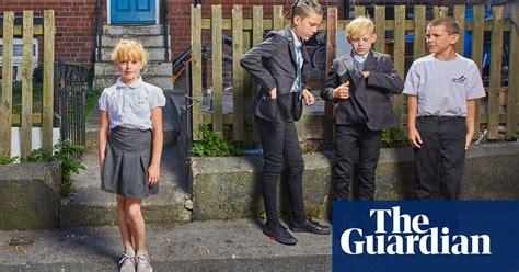 Schoolchildren on lockdown in Leeds – in pictures | Art ...