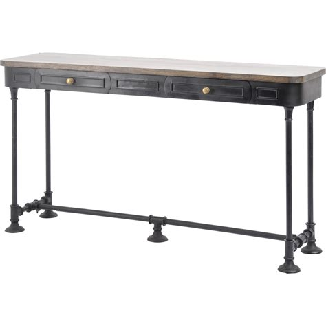 sofa console table with storage long black console table furniture old and vintage longest