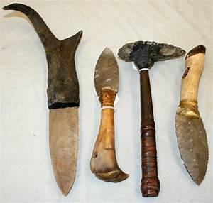 Native American Stone, Antler,Bone,Knive | Ancestral ...
