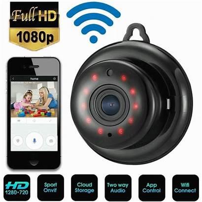 Camera Wifi 1080p Spy Wireless Security Cam