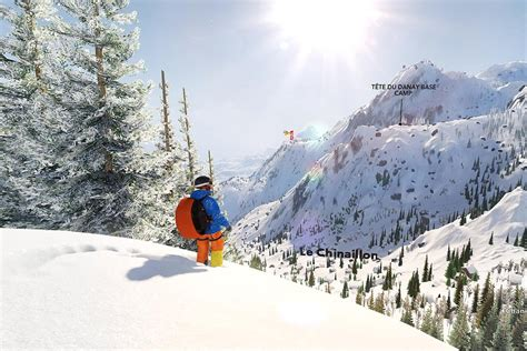 steep    ssx    blockbuster game