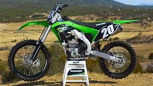 2018 Kawasaki Kx250f - Dirt Bike Magazine
