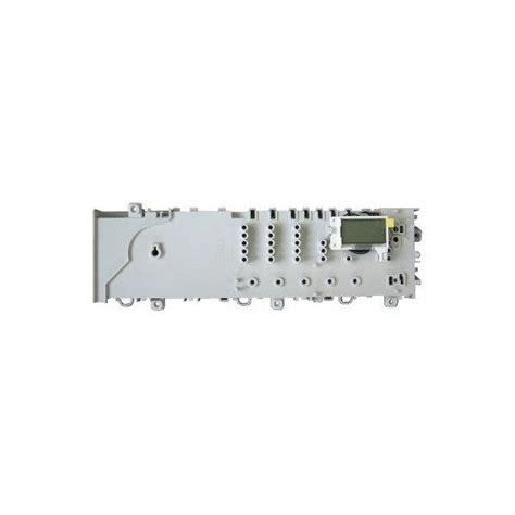module electronique configure pour seche linge electrolux r 233 f 2150132 lavage s 232 che linge