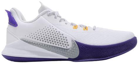 Mamba Fury EP 'Lakers Home' - Nike - CK2088 101 | GOAT