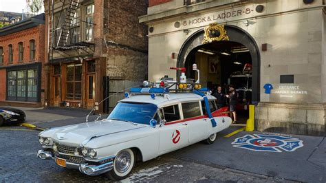 What Is The Ghostbusters Car who you gonna call superfan creates replica ghostbusters