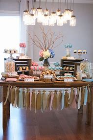 Best Gender Reveal Party Decorations Ideas And Images On Bing