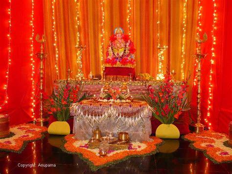 ganpati decoration at home ideas god wallpapers