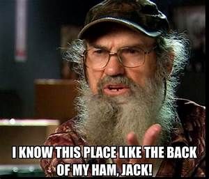 Si Robertson Fu... Duck Dynasty Donut Quotes