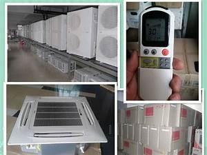 Bruit Climatisation Unite Interieure : 17500 btu mini split plafond encastr climatiseur frais ~ Premium-room.com Idées de Décoration