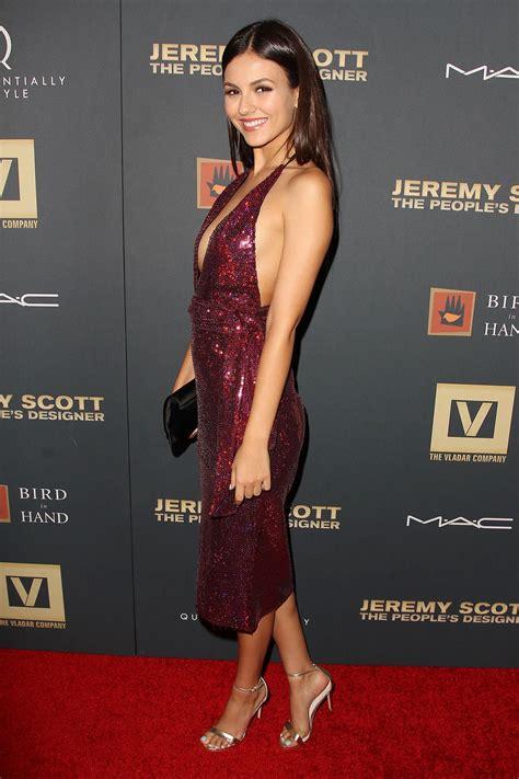 Victoria Justice - Jeremy Scott: The People's Designer ...