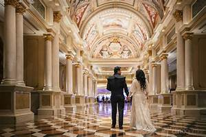 Star wars themed wedding at the venetian in las vegas for Venetian las vegas wedding photos
