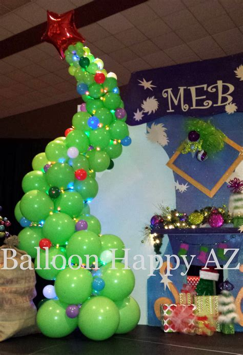 whoville christmas party ideas balloonhappyaz blog