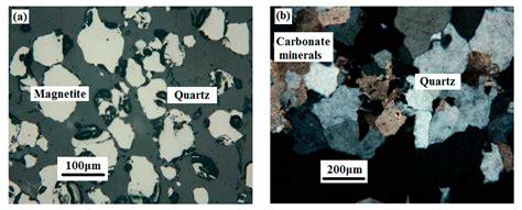 minerals  full text experimental study