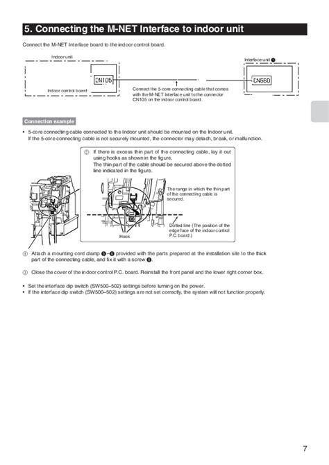 Mitsubishi Air Conditioner Installation by Mitsubishi Mac 399if E Air Conditioner Installation Manual