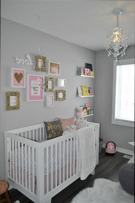 mur chambre fille chambre fille chambre bebe fille mur gris