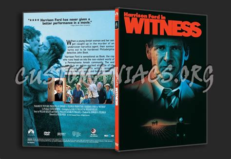 witness dvd covers labels by customaniacs id 161337 free highres