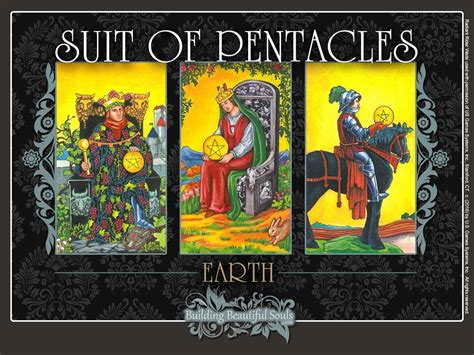 Arcana Deck Build by Suit Of Pentacles Tarot Card Meanings Tarot Reading